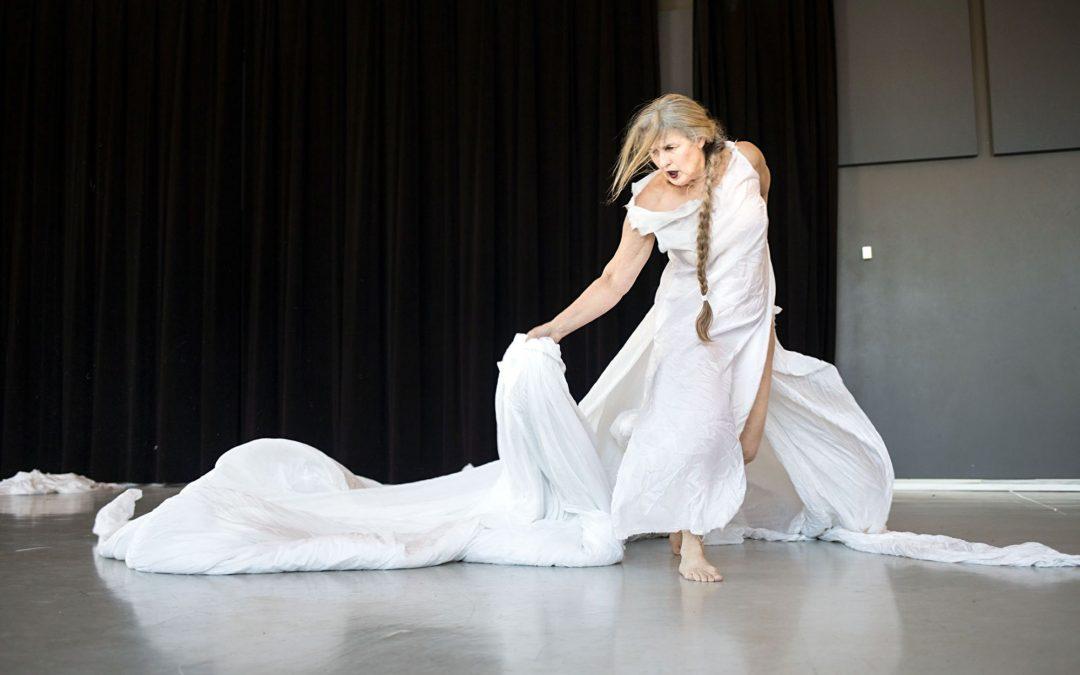 Margie Gillis, philosopher dancer
