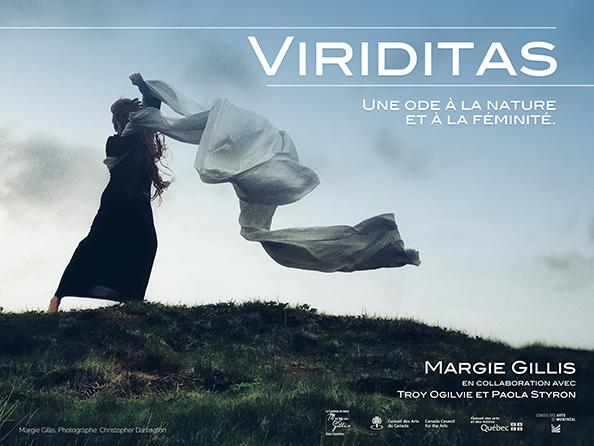 Viriditas, Théâtre de la Ville de Longueuil