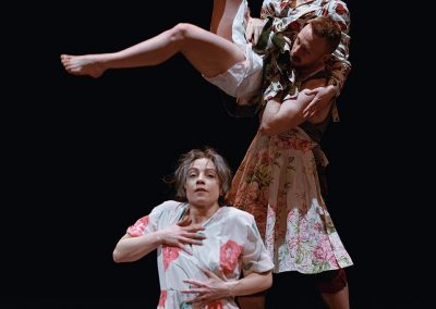 The Whole Bloomin' Thing: Alexandra, Caron, Neil Sochasky & Susan Paulson