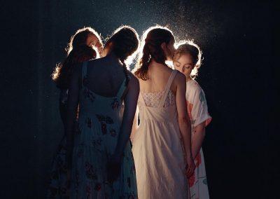 The Whole Bloomin' Thing: Geneviève Boulet, Alexandra Caron, Ruth Naomi Levin, Alisia Pobega & Susan Paulson
