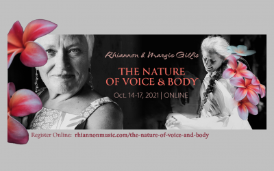 Nature of Voice and Body is back!
